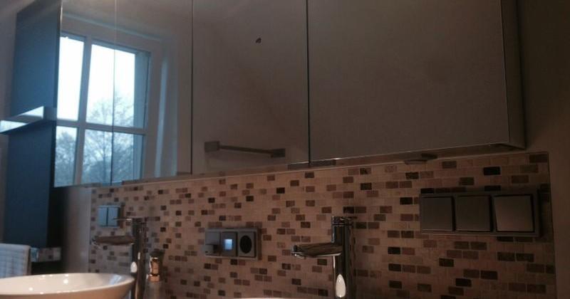 CMS Haustechnik Elektroinstallation Badezimmer - Elektroinstallation badezimmer